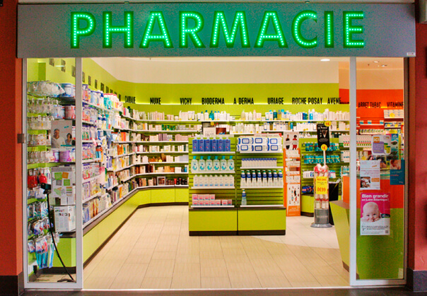 pharmacie paris