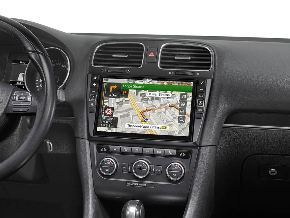 autoradio gps Golf 6